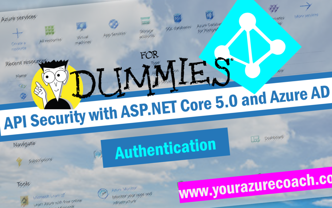 API SECURITY FOR DUMMIES | Authentication with Azure AD
