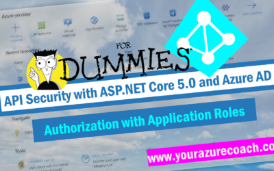 API SECURITY FOR DUMMIES | Authorization with Application Roles
